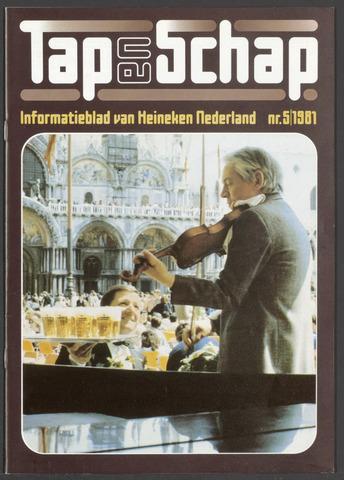 Heineken - Tap en Schap 1981-10-01