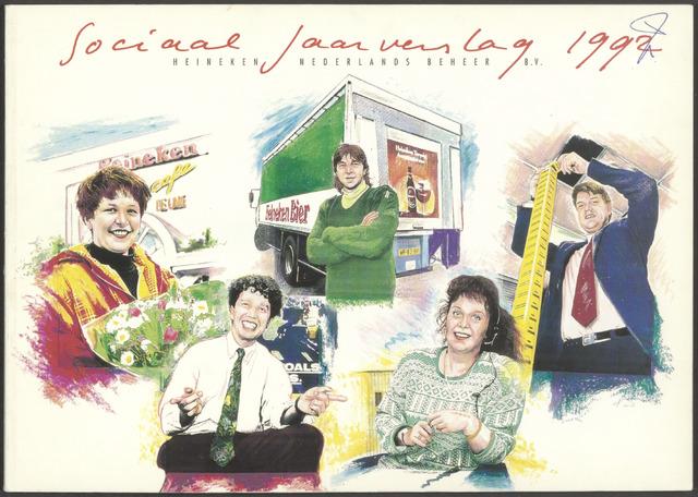 Heineken - Sociaal Jaarverslag 1992-01-01