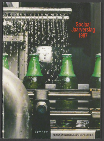 Heineken - Sociaal Jaarverslag 1987-01-01