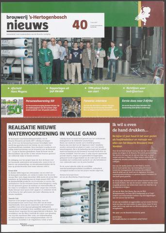 Heineken Brouwerij Nieuws 2007-05-03