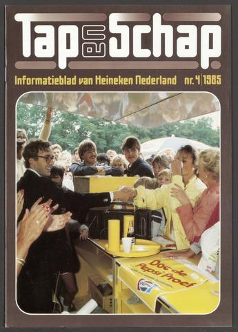 Heineken - Tap en Schap 1985-08-01