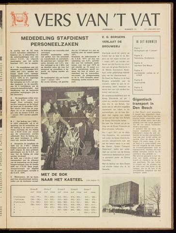 Vers van 't Vat 1971-01-28