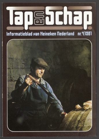 Heineken - Tap en Schap 1981-08-01