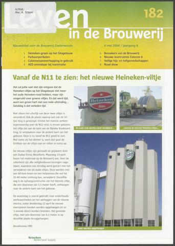 Heineken - Leven in de Brouwerij 2004-05-06