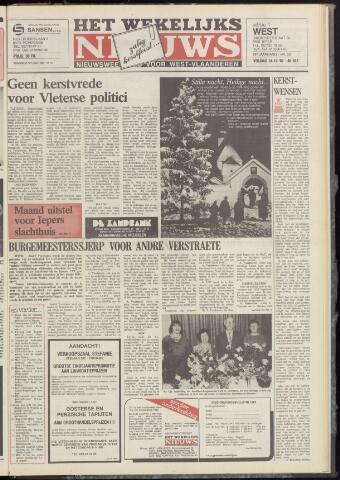 Het Wekelijks Nieuws (1946-1990) 1982-12-24