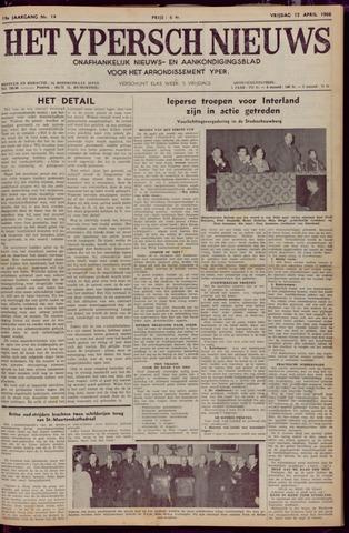 Het Ypersch nieuws (1929-1971) 1966-04-15
