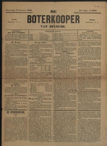 De Boterkoper 1892
