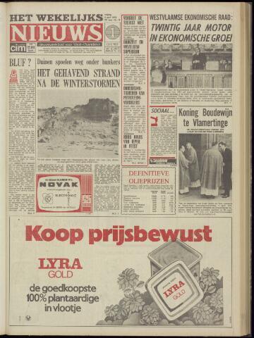 Het Wekelijks Nieuws (1946-1990) 1974-04-05