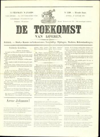 De Toekomst (1862 - 1894) 1871-01-08