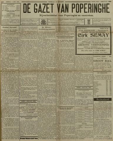 De Gazet van Poperinghe  (1921-1940) 1930-07-06