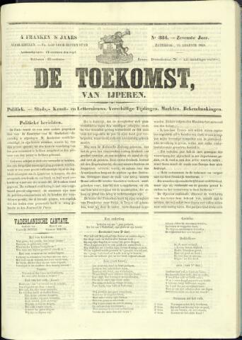 De Toekomst (1862 - 1894) 1868-08-15