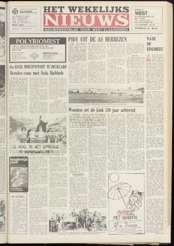 Het Wekelijks Nieuws (1946-1990) 1984-07-20