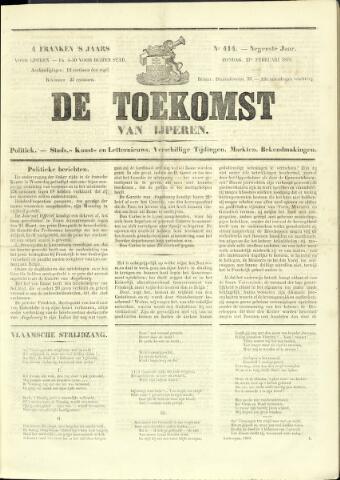 De Toekomst (1862 - 1894) 1870-02-27