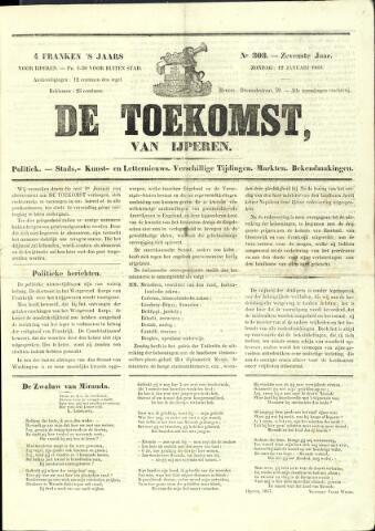 De Toekomst (1862 - 1894) 1868-01-06