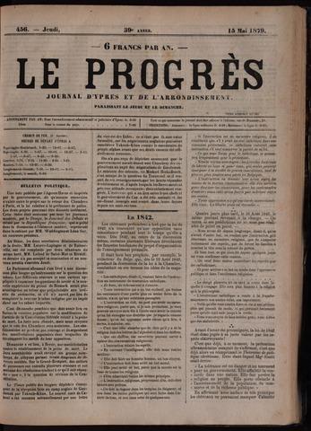 Le Progrès (1841-1914) 1879-05-15