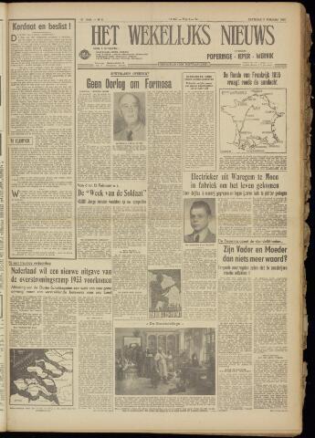 Het Wekelijks Nieuws (1946-1990) 1955-02-05