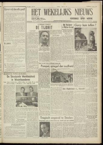 Het Wekelijks Nieuws (1946-1990) 1954-07-17