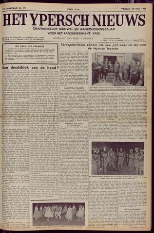 Het Ypersch nieuws (1929-1971) 1966-07-29