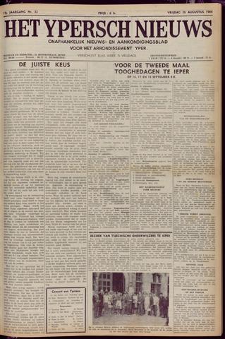 Het Ypersch nieuws (1929-1971) 1966-08-26