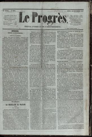 Le Progrès (1841-1914) 1847-11-25