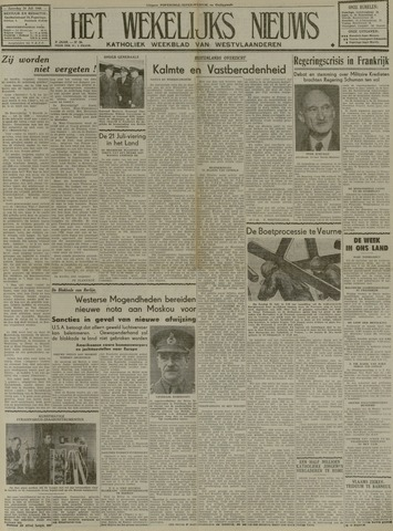 Het Wekelijks Nieuws (1946-1990) 1948-07-24