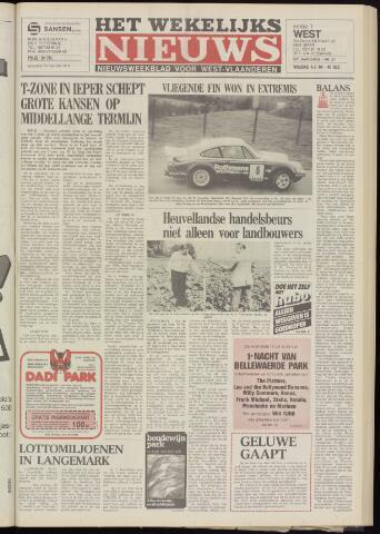 Het Wekelijks Nieuws (1946-1990) 1984-07-06