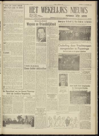 Het Wekelijks Nieuws (1946-1990) 1954-11-13