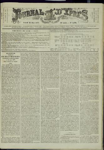 Journal d'Ypres (1874 - 1913) 1877-03-24