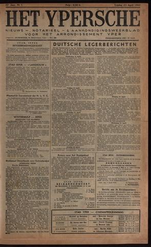 Het Ypersch nieuws (1929-1971) 1943-04-23