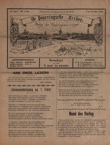 De Poperingsche Keikop (1917-1919) 1918-06-01