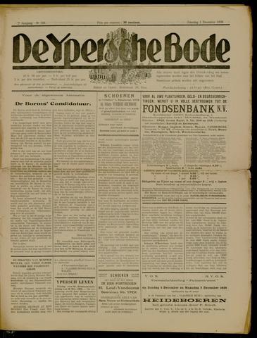 De Ypersche bode (1927-1928) 1928-12-01
