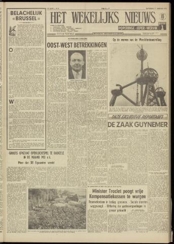 Het Wekelijks Nieuws (1946-1990) 1958-01-10
