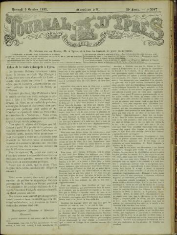 Journal d'Ypres (1874 - 1913) 1895-10-06
