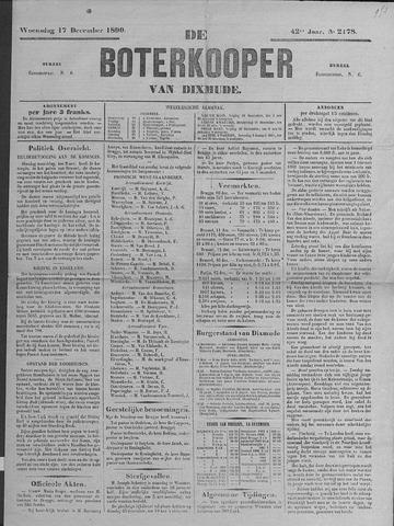 De Boterkoper 1890