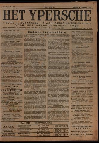 Het Ypersch nieuws (1929-1971) 1944-02-04