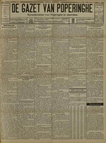 De Gazet van Poperinghe  (1921-1940) 1931-12-06