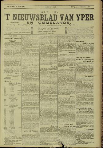 Nieuwsblad van Yperen en van het Arrondissement (1872 - 1912) 1905-06-03