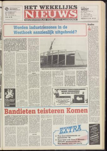 Het Wekelijks Nieuws (1946-1990) 1985-11-22
