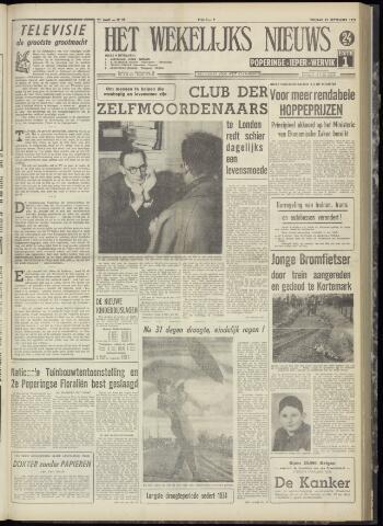 Het Wekelijks Nieuws (1946-1990) 1959-09-25