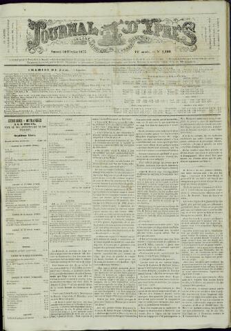 Journal d'Ypres (1874 - 1913) 1877-02-10