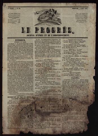 Le Progrès (1841-1914) 1841-08-08