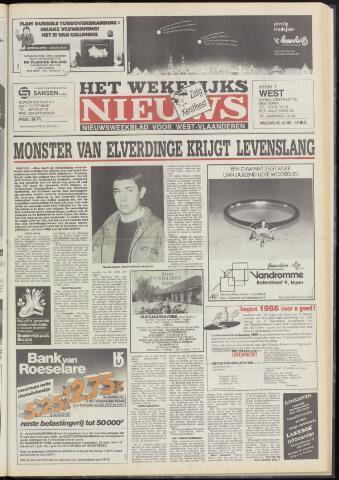 Het Wekelijks Nieuws (1946-1990) 1985-12-20