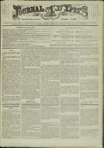 Journal d'Ypres (1874 - 1913) 1877-09-26