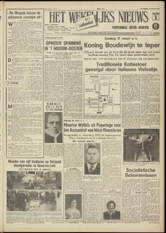 Het Wekelijks Nieuws (1946-1990) 1957-03-16