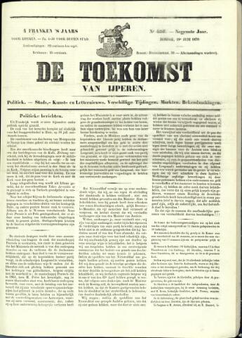 De Toekomst (1862 - 1894) 1870-06-19