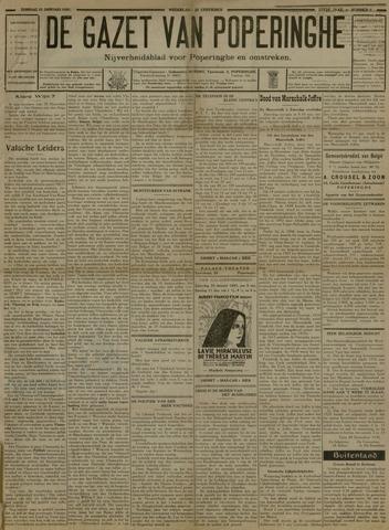 De Gazet van Poperinghe  (1921-1940) 1931-01-11