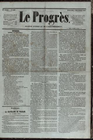 Le Progrès (1841-1914) 1847-12-05