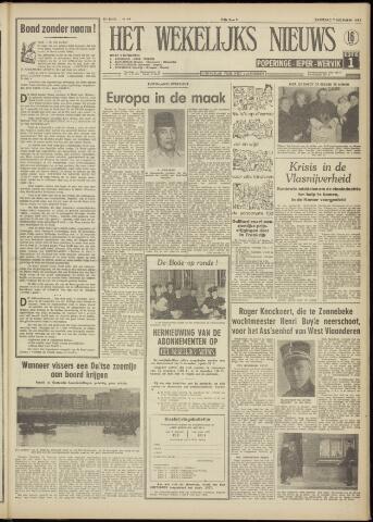 Het Wekelijks Nieuws (1946-1990) 1957-12-07