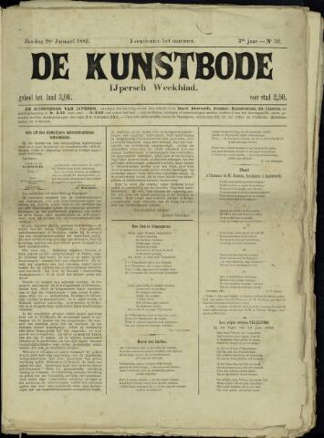 De Kunstbode (1880 - 1883) 1883-01-28