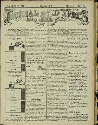 Journal d'Ypres (1874 - 1913) 1900-05-16
